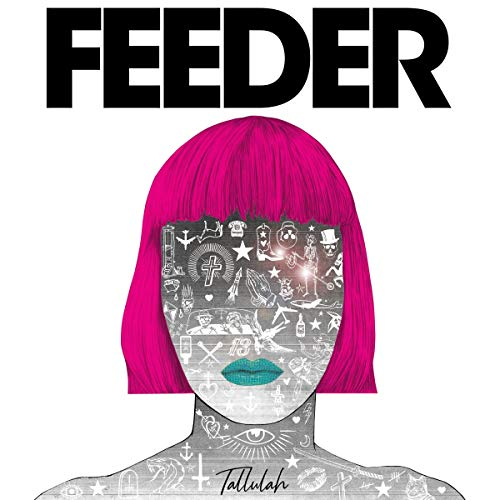 Vinilo : FEEDER - Tallulah