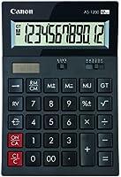 Canon AS-1200 Calculatrice de bureau à 12 chiffres