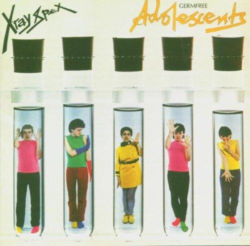 Germ Free Adolescents ジャーム・フリー・アダルセンツ(紙ジャケット仕様)