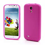 "iProtect Silikon Schutzh�lle Samsung Galaxy S4 H�lle flexibel pinkvon ""iprotect"""