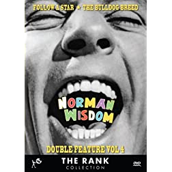 Norman Wisdom Double Feature VOL 4: Follow A Star & The Bulldog Breed
