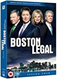 Boston Legal - Season 4 [DVD]