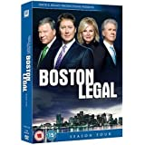 Boston Legal - Season 4 [DVD]by James Spader
