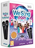We Sing Pop with 2 Mics Included (Wii)