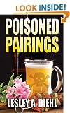 Poisoned Pairings (Hera Knightsbridge Mysteries Book 2)