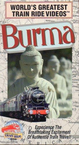 World's Greatest Train Ride Videos: Burma