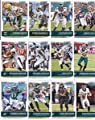 2016 Panini Score 18 Card Philadelphia Eagles Master Team Set W/ Rookies And Inserts Carson Wentz Rookie Card