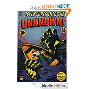 Adventures into the Unknown: Bat by Night and other stories