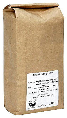 Organic Orange Spice Loose Leaf Tea