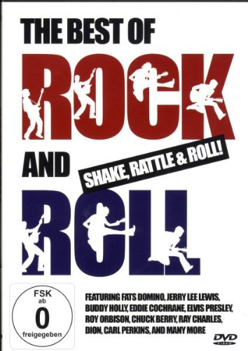 Various Artists - Best Of Rock 'N' Roll: Shake, Rattle & Roll [Edizione: Germania]