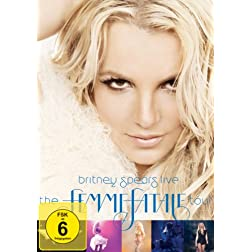 Britney Spears Live: The Femme Fatale Tour [Blu-ray]