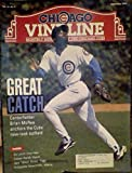 img - for Centerfielder Brian McRae Anchors the Cubs' New Look Outfield / Ed Lynch Interview / Closer Randy Myers / Prospects Kieschnick, Adams - (Chicago Cubs Vine Line - Volume 10, Number 9, September 1995) book / textbook / text book