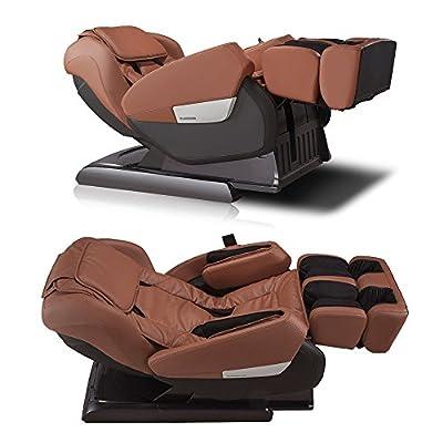 2017 Best Full Body First Class Design Shiatsu Zero Gravity Custom Programmable Massage Chair