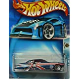Mattel Hot Wheels 2004 First Editions 1:64 Scale Silver Torque Screw Die Cast Car #083 (Color: Silver, Tamaño: 1:64)