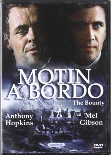 Motin A Bordo (The Bounty) [DVD]