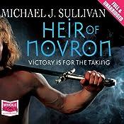 Heir of Novron   [Michael J. Sullivan]