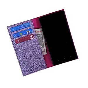 Crystal Kaatz Flip Cover designed for sony xperia M2