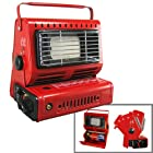 Tooluxe Double Coherent Source Butane or Propane Heater
