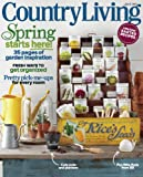 Magazine - Country Living (1-year auto-renewal)