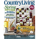 Country Living (1-year) ~ Hearst Magazines