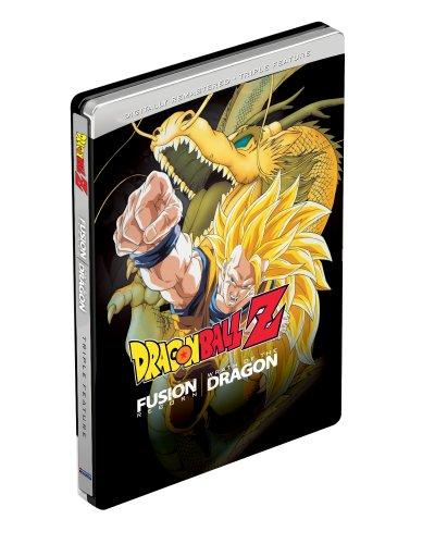 Dragon Ball Z: Fusion Reborn / Wrath of the Dragon (Double Feature)