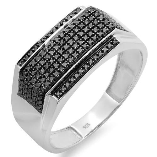 mens rings mens hip hop diamond rings cheap. Black Bedroom Furniture Sets. Home Design Ideas