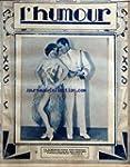 HUMOUR (L') [No 670] du 01/11/1929 -...
