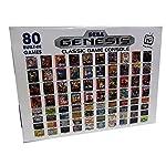 Offizielle SEGA Genesis Classic Games Konsole mit integriertem In Games - Sammleredition