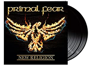 New Religion [Vinyl LP Black] [Vinyl LP]