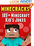 100+ MINECRACKS: MINECRAFT JOKE BOOK...