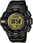 Casio PROTREK Tough Solar Triple Sensor Ver.3 Men's Watch PRG-270B-3JF (Japan Import)
