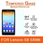 Anoke® Lenovo S8 S898T s898t+ s898+ Tempered Glass Screen Protectors 9h Hardness