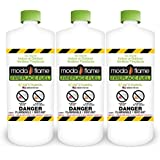 Moda Flame 1 Quart Bio-Ethanol Fireplace Fuel 3 Bottles
