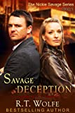 img - for Savage Deception (The Nickie Savage Series, Book 1) book / textbook / text book