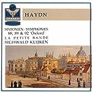 Haydn: Symphonies Nos. 88, 89 & 92