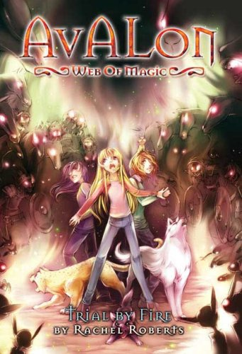 Avalon: Web of Magic Book 6