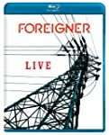 Foreigner - Live (Blu-Ray)