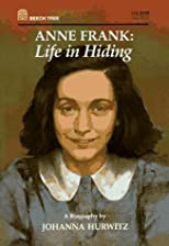 Anne Frank: Life in Hiding 1st Beech Tree edition by Hurwitz, Johanna published by HarperTrophy Paperback