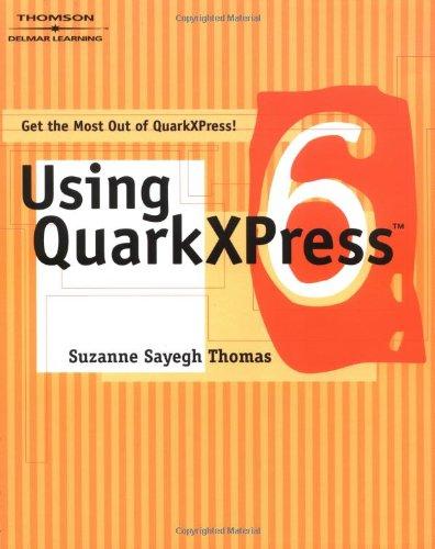 Using QuarkXPress 6