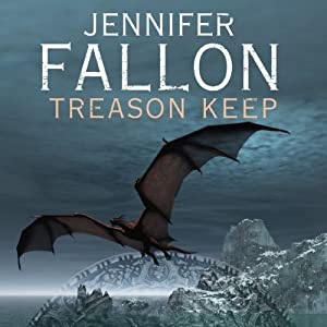 Treason Keep Audiobook