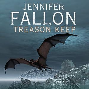 Treason Keep Hörbuch