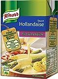 Knorr Sauce Hollandaise mit Creme Fraiche