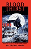 img - for Blood Thirst: 100 Years of Vampire Fiction book / textbook / text book