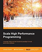 Scala High Performance Programming Front Cover