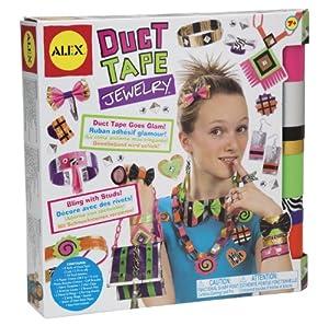 ALEX® Toys - Do-it-Yourself Wear! Duct Tape Jewelry 766W