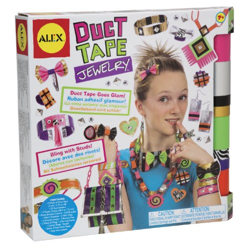 Alex Toys Duct Tape Jewelry