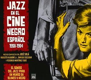 Amazon.com: Jazz En El Cine Negro Espano: Jazz En El Cine Negro