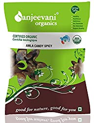 Sanjeevani Amla Candy Spicy, 200 Gm