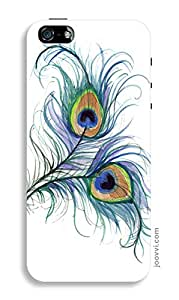 Peacock Feather Design Case for iPhone 5/5s