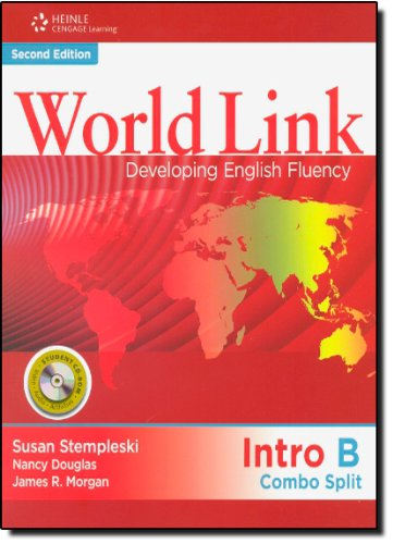 World Link Intro: Combo Split B with Student CD-ROM